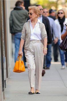Carolina Herrera la madurez no está reñida con el estilo | Galería 2 de 2 | Mujerhoy.com