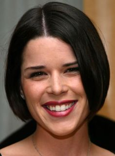 Neve Campbell may have the MOST BEAUTIFUL SMILE in the World.