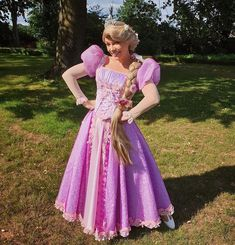 Our beautiful customer @coudyzer_shana @princessmagicbyshana in our glitter Rapunzel 🥰🥰🥰 Thank you so much for choosing my work again💋 The… Rapunzel Cosplay, Thank You So Much, Choose Me, Flower Girl Dresses, Glitter, Costumes, Wedding Dresses, Beautiful, Instagram