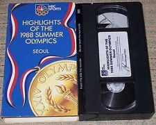 1988 Summer Olympics video