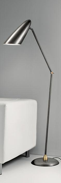 black steel & brass light BU/8/FS/BB/EBR | Chelsom