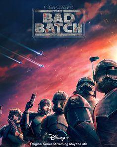 Star Wars: The Bad Batch The Originals, New Trailers, Disney Plus, Disney Now, Disney Pixar, Star Wars Rebels, Star Wars Clone Wars, The 4, Mandalorian