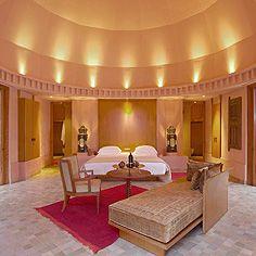Morocco Luxury Villas, Spa, Medina and More - The Amanjena Villas - pavilions & maisons