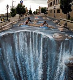 """beautiful #sidewalk #3D #chart works #street #artwork. Today, in 40 beautiful sidewalk 3D chalk artworks, let join us going around the world to see what artists can do with a piece of chalk. We sure that they will make you """"crazy"""" by their very exciting street arts."""
