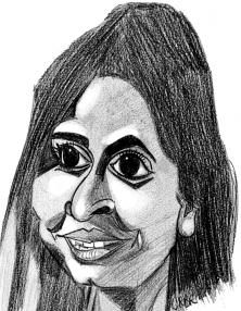 TonyCRBR: Ayesha Dharker