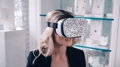 Luxury brands are embracing new retail models, with shoppable content and virtual reality becoming popular additions to the ecommerce experience. Shoppers can view crystal accessories in virtual reality. Web 2.0, Crystals In The Home, Virtual Reality, Augmented Reality, Luxury Branding, Ecommerce, Digital Marketing, Retail, Stylish
