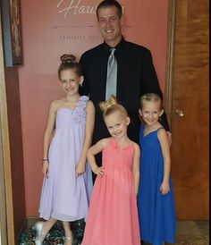 The Blended Browns: Daddy Daughter Dance 2016