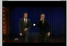 History of Rap, Part 1 with JT and Fallon. My fave parts were Gold Digger and New York :) Jimmy Fallon Justin Timberlake, Rap History, Digger, Live Love, Funny Stuff, Hip Hop, Interview, Hilarious, Celebrity