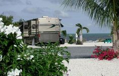 Sunshine Key Rv Resort And Marina Is In Big Pine Key Fl