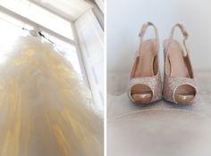 Romantic Blush & Gold Allee Bleue Wedding by Lara Scott {Melissa & Lutgen} | SouthBound Bride