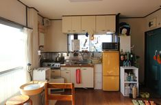 <7>遠くで電車の音がする、彼女の宇宙 - 東京の台所 - Asahi Shimbun Digital[and]