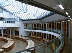 History Faculty, Cambridge by James Stirling   by Iqbal Aalam