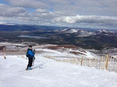 There is nothing more inspiring than a day out in the Cairngorms with views like these