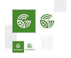 Landscaping Logo, News Logo, Eco Brand, Resort Logo, Friend Logo, Graphisches Design, City Logo, Bussiness Card, Organic Logo