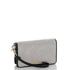 Debi Wallet Black Deco