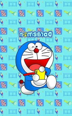 Doraemon, Chanyeol, Smurfs, Disney Characters, Fictional Characters, Snoopy, Cats, Robot, Honey