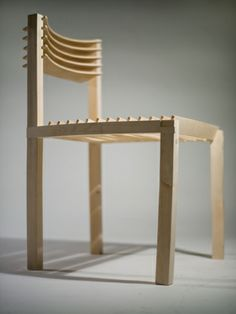 Will Chair by Lith Lith Lundin - News - Frameweb