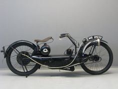 1921 Neracar (Syracuse,NY manufacture, also licensed production in England)