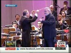 Placido Domingo - Granada (Live in Buenos Aires 24-03-2011)
