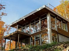 Les Maisons Bonneville - Maisons usinée Modèle Natur-A