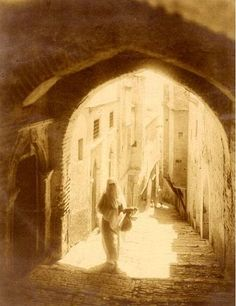 Reality Asylum • Alexandre Bougault Northern Africa, c1910