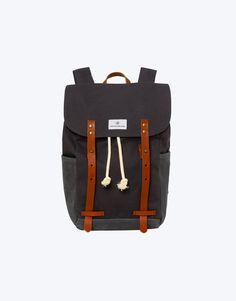 No. 2  Backpack Dark Grey by AdaBlackjack on Etsy, €165.00