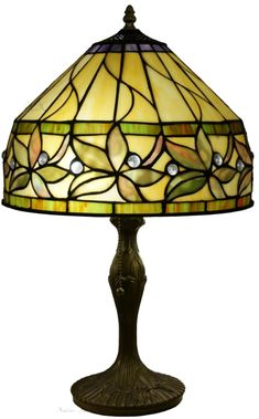 Tiffany Lamp Shade, Tiffany Lamps, Chandeliers, Stained Glass Lamps, Lamp Shades, Table Lamp, Antiques, Home Decor, Interesting Stuff