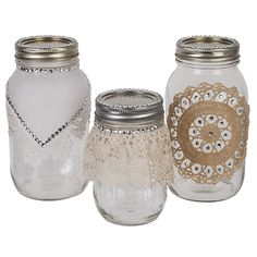 Crystyled Mason Jar #Crystyler #WalnutHollow #NormaRapko