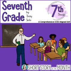 Seventh Grade by Gar