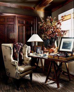 Ralph Lauren Living Room Decor Ralph Lauren Home Ralph Lauren Home Living Room, Home And Living, Decoration Photo, Decoration Design, Interior Exterior, Best Interior, Autumn Interior, Living Room Decor, Living Spaces
