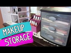Makeup Storage Tips for College