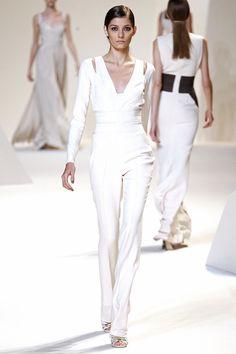 Resultado de imagen para elie saab white dress