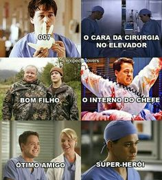 Pra sempre o meu anjo ❤🖤😔 Greys Anatomy George, Greys Anatomy Memes, Movies And Tv Shows, Series Movies, Famous Books, You Changed My Life, Supergirl, Funny Memes, Private Practice