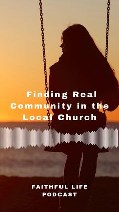 "How do you find real community in the local church? And what does it mean to ""walk in fellowship"" with each other? Matt and Lisa Jacobson talk about the rich, close relationships that can be found in true biblical community! Godly Relationship, Relationships, Biblical Womanhood, Christian Families, Gods Plan, Christian Parenting, Love And Marriage, Family Life, Growing Up"