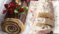 Christmas Art, Christmas Cookies, Sweet Desserts, Dessert Recipes, Greek Recipes, Food And Drink, Cooking Recipes, Ice Cream, Sweets