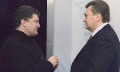 Эксперты своего дела: В 2012 году Порошенко пытался купить у Януковича д...