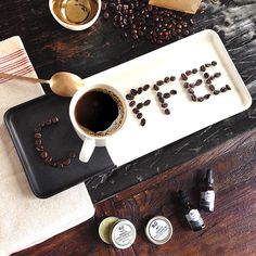 Coffee time with Brooklyn Grooming
