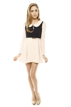 Shoptiques — Vintage Color Block Dress