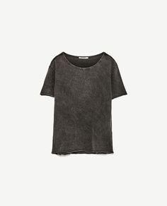 Image 6 of BASIC T-SHIRT from Zara
