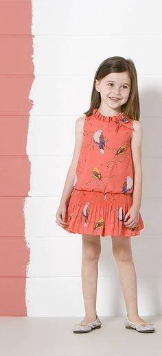 Looks niña primavera verano 2014 - Pili Carrera