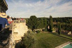 Mariages au Chateau de Poudenas, location de salles de mariage Gers