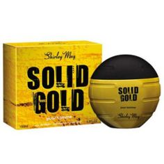 Shirley May Solid Perfume