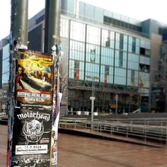 #flashbackfriday .. posters for Aerosmith and Motörhead in 2014. ('Correct me if I'm wrong) I think this Motörhead gig was cancelled though. But they came back to Finland the following year to perform what I believe was Lemmy's penultimate concert before he passed away. ♠️ . . . #aerosmith #motörhead #lemmy #helsinki #hartwallarena #finland #tennispalatsi #salomonkatu #instametal #musiccollective #rocklegends #heavymetal #rockposters #2014 #alansmusicstash #postersofinstagram