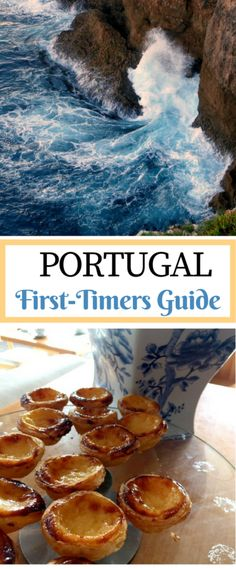 """Portugal has made """"Top 10 Best Countries for Travel"""" yet again for It's the BEST of Europe! Here a guide to the top amazing places I found in Portual, tips on traveling to this charming country, what foods you simply must try, visiting the Algarve, Portugal Vacation, Portugal Travel Guide, Portugal Trip, Lisbon Portugal, Best Places In Portugal, Algarve, Visit Portugal, Spain And Portugal, Travel And Leisure"""