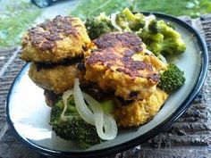 Chicken Pumpkin Curry Sliders- Paleo Recipe