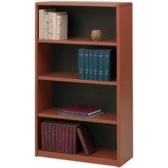 Safco ValueMate 4-shelf Economy Bookcase