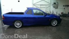 99 Ford mondeo st pickup  for sale on DoneDeal.ie - €3500