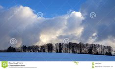 Hill With Forest Edge Big Clouds At Dusk Stock Image - Image of large, setting: 106320959 Dusk, Scene, Clouds, Silhouette, Big, Image, Stage, Cloud