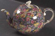 Royal Winton Hazel Elite Tea Pot & Lid