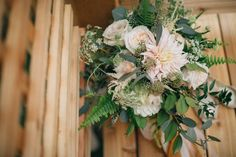 Blush and Ivory Wedding at the Pinebrook Golf and Country Club